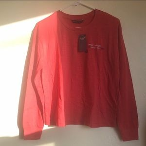 NWT Abercrombie & Fitch long sleeve tee